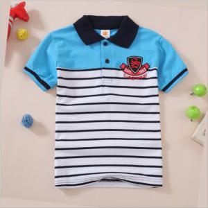 Blue & White Shirt