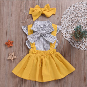 Baby girls gallus frock (4)