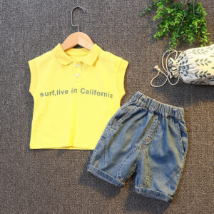 California Polo Denim Shorts (3)
