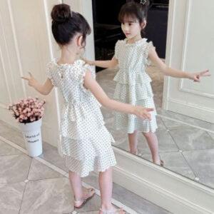 White Fancy Dress for girls