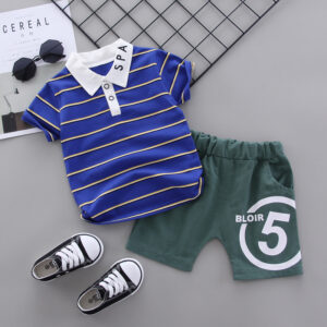 Cotton Polo Track Suit (5)