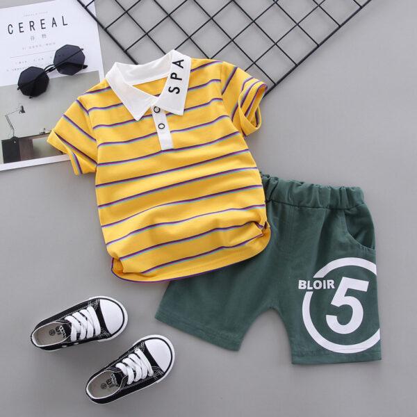 Cotton Polo Track Suit (8)