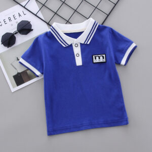 Polo Shirt WIth Shorts (2)