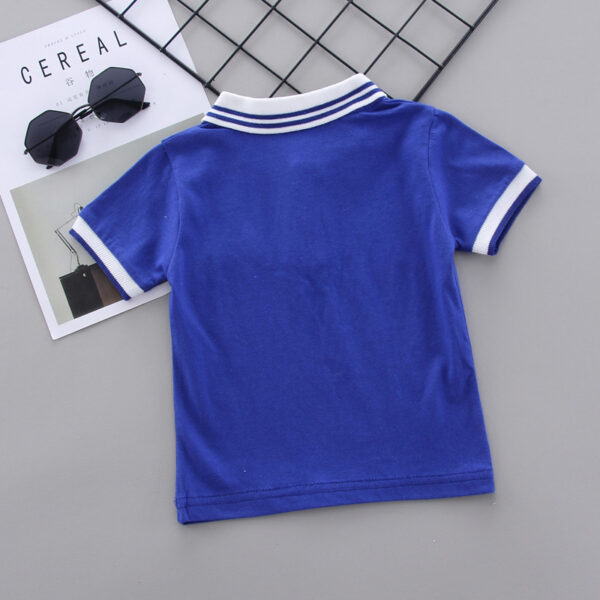 Polo Shirt WIth Shorts (4)