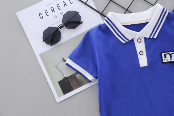 Polo Shirt WIth Shorts (5)