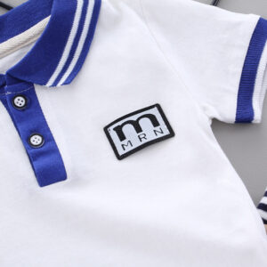 Polo Shirt WIth Shorts (6)