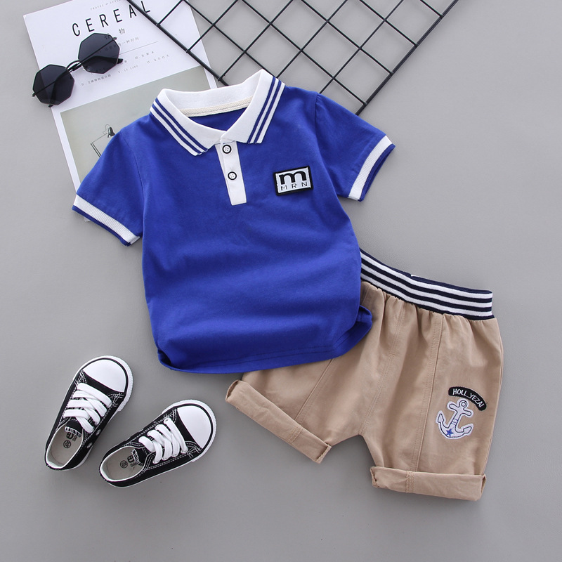 Polo Shirt WIth Shorts (7)