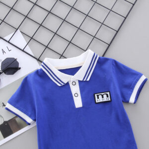 Polo Shirt WIth Shorts (8)