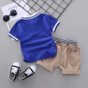 Polo Shirt WIth Shorts (9)