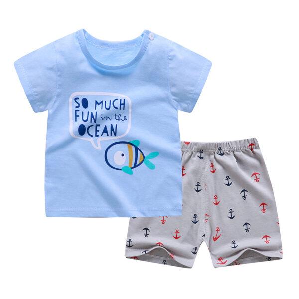 Unisex New Born Baby Clothing (2)