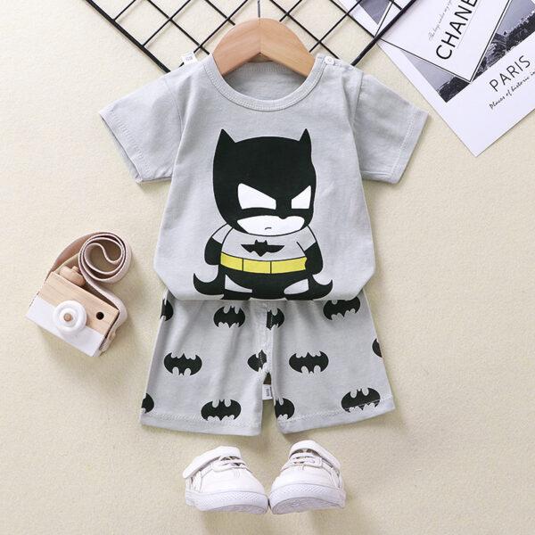 Unisex New Born Baby Clothing -Batman