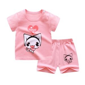 Unisex New Born Baby Clothing- Love