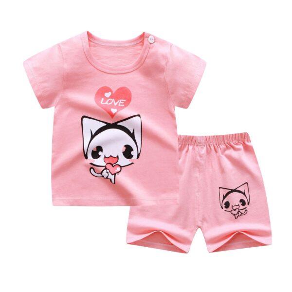 Unisex New Born Baby Clothing- Love