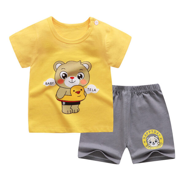 Unisex New Born Baby Clothing- Teddy Bear