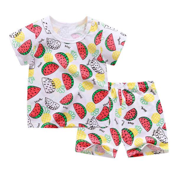 Unisex New Born Baby Clothing- Water Melon